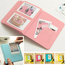 New Polaroid Album Case Photo Storage 64 Pocket For Fujifilm Instax Mini Gifts