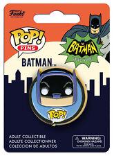 OFFICIAL DC COMICS BATMAN (CLASSIC TV SERIES) POP! HEROES PIN BADGE