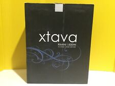 Xtava Rimini 1500W Ionic Hair Dryer New Damage Box Only