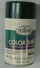 TESTORS 352455 TURQUOISE WATERS COLOR SHIFT SPRAY PAINT 3 OZ. CAN NEW
