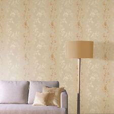 Arthouse metales preciosos Orabella dorado papel pintado estampado
