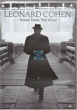 DVD LEONARD COHEN songs from the road
