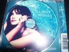 Delta Goodrem Welcome To Earth (Australia) Picture Disc CD Single – New