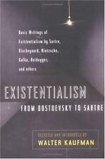Existentialism from Dostoevsky to Sartre Revised and Expanded (Paperback)