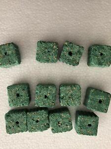 Mouse poison bait blocks (24) kill mice one feed kill California ok NEW