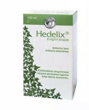 Hedelix 100ml Herbal Cough Syrup For Children Adults Infants