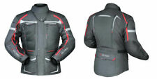X-Guard XG-TJ-1574-NXXL X-Guard Motorradjacke Vortex - schwarz, Größe XXL