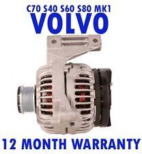 RMFD ALTERNATOR VOLVO C70 S40 S60 S80 MK1 MK I 2.0 2.3 2.4 1997 1998 1999 - 2010