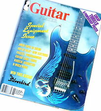 VINTAGE GUITAR PLAYER MAGAZINE JUNE 1983 SPECIAL EQUIPMENT ISSUE USA