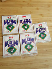 1991 Petro Canada  3D baseball allstar fanfest collection