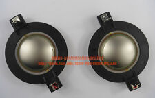 2pcs Replacement Diaphragm for Mackie M44ti SRM450-V2, RCF-M81, EAW 15410081