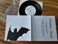 """Wooden Shjips – Vampire Blues (Neil Young) - US 2008 tour 7"""" NEW (500 only)"""