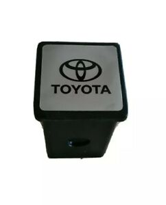 Genuine Toyota Towbar Reece Hitch Cover Tongue end Plug 50mm x 50mm Most Models