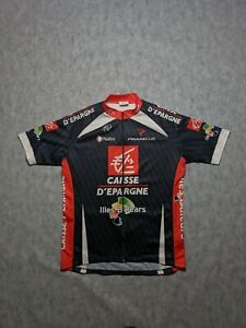 NALINI ITALY Caisse d'Epargne  ILLES BALEARS UCI PRO TOUR CYCling jersey