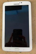 """Samsung Galaxy Tab 3 SM-T210R Tablet White 8GB 7"""" WiFi"""