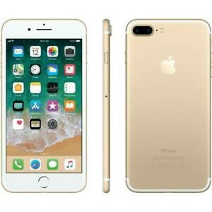 Apple iPhone 7 Plus 256GB GSM Unlocked (GSM) AT&T T-Mobile Gold