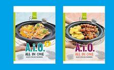 2 x Rezepte für den Thermomix:  A.I.O All in One, Band 1 und 2. NEU!