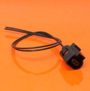 VW Audi VAG Pre Wired Pigtail 1J0 973 702 2 Pin Sealed Connector Jetta Golf GTI