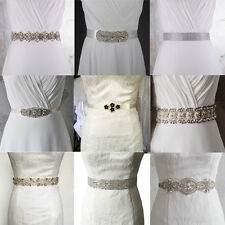 Fashion Bridal Gown Sash Wedding Dress Accessory Bridesmaid Dress Belt Waistband
