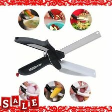 High Quality 2019 Clever Cutter 2 In 1 Kitchen Knife & Cutting Board