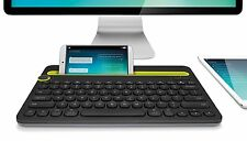Logitech Bluetooth Multi-Device Keyboard K480 for PC, Tablets and Smartphone