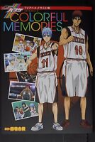 JAPAN Kuroko's Basketball / Kuroko no Basuke TV Anime Illustrations (Art Book)