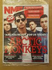 NME NOVEMBER 5 2011 BLUR FRIENDLY FIRES ARCTIC MONKEYS ODD FUTURE MILES KANE