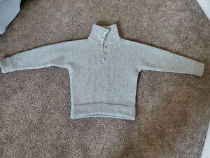 Dachstein Wool Sweater New L/XL
