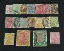 nystamps British India Stamp # 20//94 Used $36