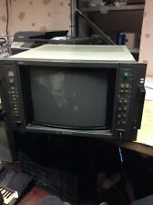 SONY HR Trinitron Color Video Monitor BVM-1410P  IKI
