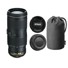 Nikon AF-S NIKKOR 70-200mm f/4G ED VR Lens for Digital SLR Cameras