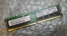 Memoria RAM Micron DIMM 240-pin per prodotti informatici con velocità bus PC2-4200 (DDR2-533)
