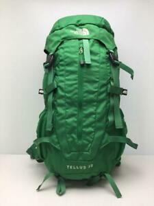 THE NORTH FACE Tellus 30 Grn  Green Fashion Back Pack 5452 From Japan
