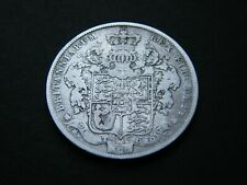 More details for 1825 george iv 4th silver halfcrown half crown coin