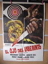 A702 EL OJO DEL LABERINTO MARIO CAIANO GIALLO