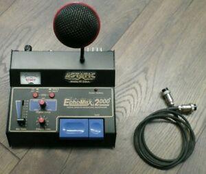 Standmikrofon  ASTATIC  ECHOMAX 2000
