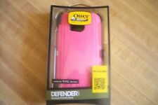 OtterBox Defender Series Case for HTC One M8 - Retail Packaging - Hot Pink