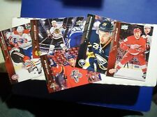 2015-16 UPPER DECK SERIES 1 & 2 COMPLETE 400 HOCKEY CARD BASE SET