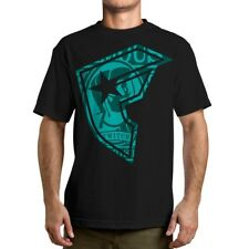 FAMOUS Twitch Easy BOH Mens Tee Stars And Straps Street Skate Moto Surf