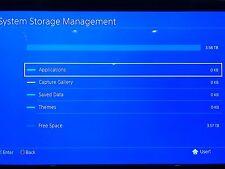 CUSTOM 4TB SONY PS4 PRO BRAND NEW 4 TB PLAYSTATION 4 PRO