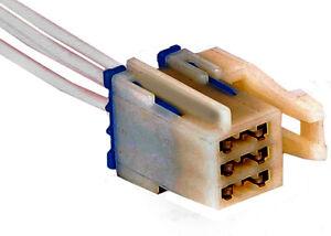 Body Control Module Connector ACDelco GM Original Equipment PT1186