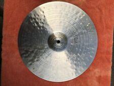 Paiste Signature Traditionals 16 inch Thin Crash Mint!
