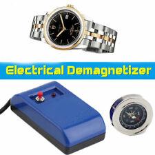 Demagnetizer Watch Repair Screwdriver Tweezers Electrical Time Adjustment, Tools