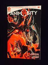 Animosity #2 NYCC 2016 Kudranski Variant. Aftershock New York Comic Con