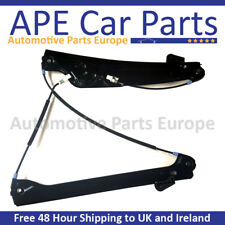 BMW 7 Series E65 E66 E67 Front Left Window Regulator NO Motor 51337202479