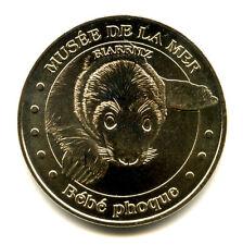 64 BIARRITZ Bébé phoque, 2011, Monnaie de Paris