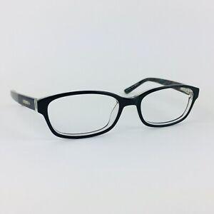 KAREN MILLEN eyeglasses BLACK RECTANGLE glasses frame MOD: KM 44 30373723