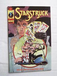Epic Comics STARSTRUCK #1 - Fine - Mike Kaluta