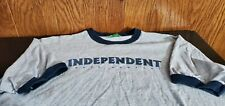 Independent Skateboard Tshirt Xl Preowned rare vintage