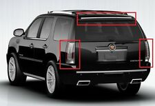 Cadillac ESCALADE 2012 2011 2010 2009 2008 2007 CLEAR STOP & TAILLIGHT PKG!
